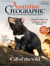 Australian Geographic Issue 161 2021 March  April