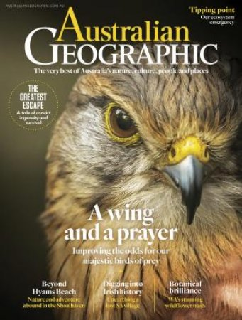 Australian Geographic Issue 162 2021 May - June by Various