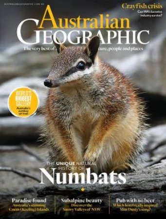 Australian Geographic Issue 163 2021 July - August by Various