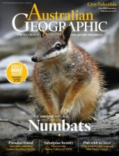 Australian Geographic Issue 163 2021 July  August