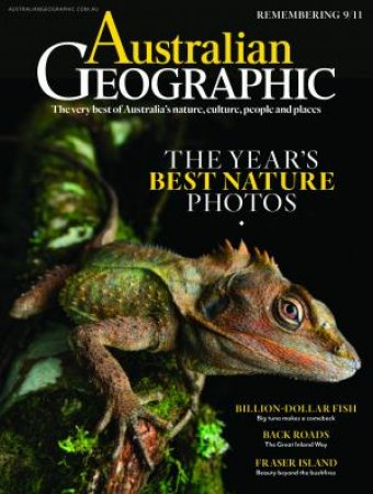 Australian Geographic Issue 164 2021 September - October by Various