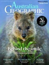 Australian Geographic Issue 165 2021 November  December