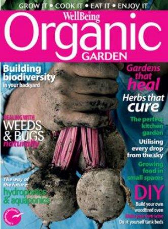 Wellbeing Organic Garden Bookazine by John Newton