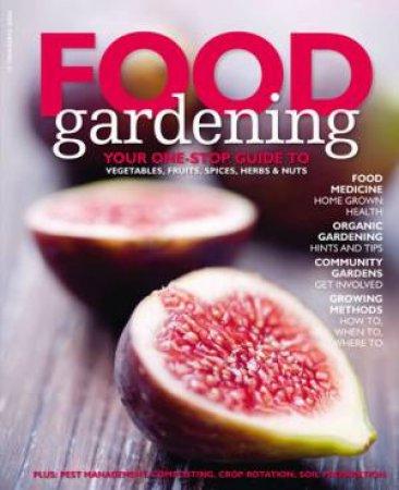 Food Gardening Bookazine by Melanie Gardener