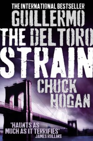 The Strain (10 Copy Counterpack) by Guillermo Del Toro & Chuck Hogan