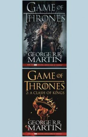 Game of Thrones  Backlist Pack by George R R Martin