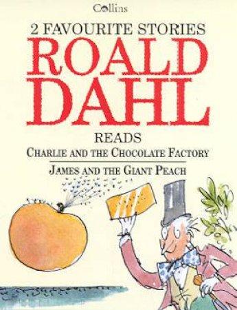Roald Dahl : 2 Favourite Stories - Cassette by Roald Dahl
