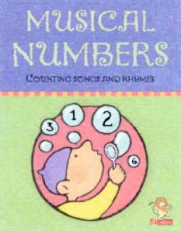 Musical Numbers: Counting Songs And Rhymes - Cassette by Peter Rinne