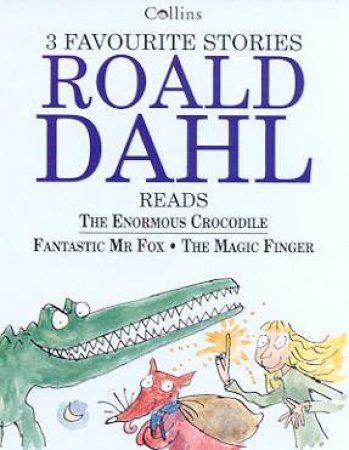 Roald Dahl: 3 Favourite Stories - Cassette by Roald Dahl