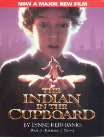 The Indian In The Cupboard - Cassette by Lynne Reid Banks
