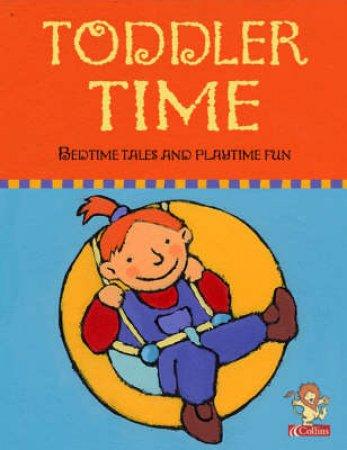 Toddler Time - Cassette by Jan Francis & John Moffatt