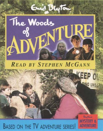 The Woods Of Adventure  - Cassette by Enid Blyton