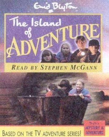 Island Of Adventure - Cassette by Enid Blyton