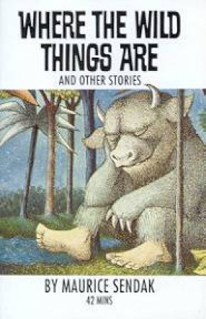 Where The Wild Things Are And Other Stories - Cassette by Maurice Sendak