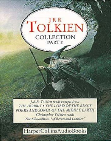 The Tolkien Collection Volumes 1 & 2 - Cassette by J R R Tolkien