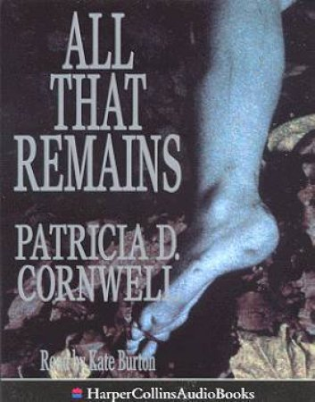 All That Remains - Cassette by Patricia D Cornwell