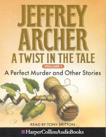 A Perfect Murder  - Cassette by Jeffrey Archer