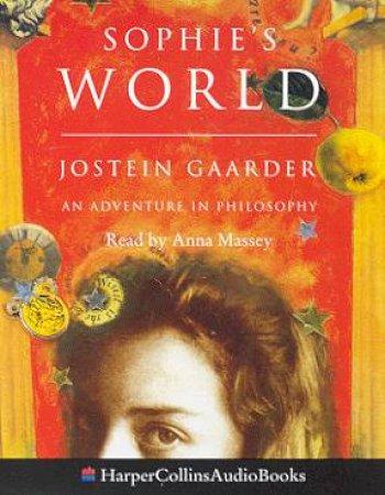Sophie's World - Cassette by Jostein Gaarder