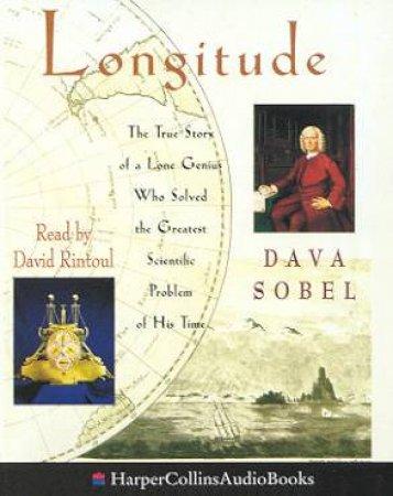 Longitude - Cassette by Dava Sobel
