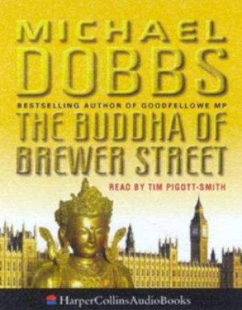 The Buddha Of Brewer Street - Cassette by Michael Dobbs