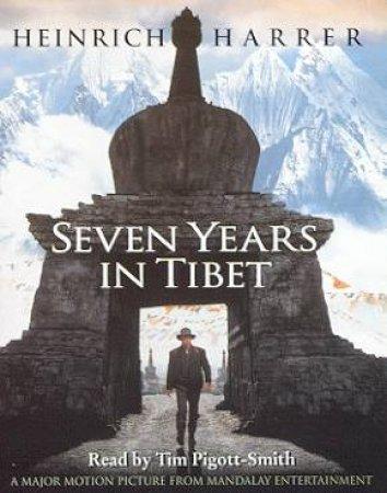 Seven Years In Tibet - Cassette by Heinrich Harrer