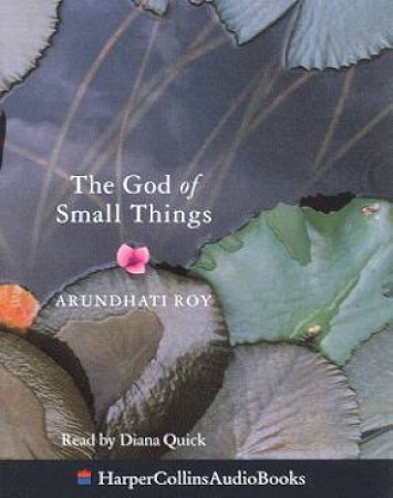 God Of Small Things - Cassette by Arundhati Roy