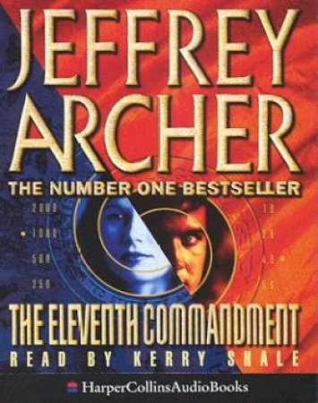 The Eleventh Commandment - Cassette by Jeffrey Archer
