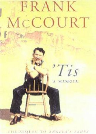 'Tis: A Memoir - CD by Frank McCourt