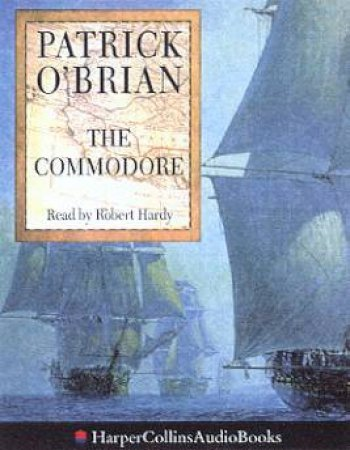 The Commodore - Cassette by Patrick O'Brian