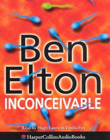 Inconceivable - Cassette by Ben Elton