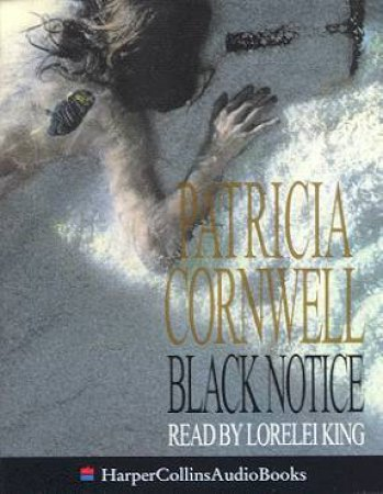 Black Notice - Cassette by Patricia Cornwell