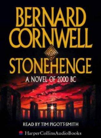 Stonehenge - Cassette by Bernard Cornwell