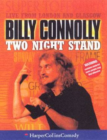 Two Night Stand - CD by Billy Connelly