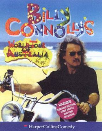 World Tour Of Australia - Cassette by Billy Connelly