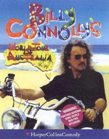 World Tour Of Australia - CD by Billy Connelly