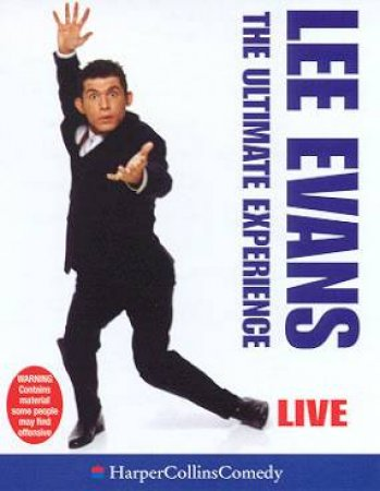 Lee Evans: The Ultimate Experience - Cassette by Lee Evans