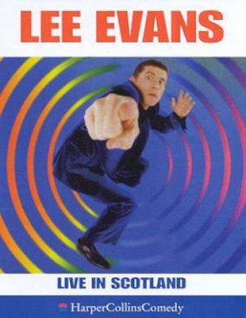 Lee Evans Live In Scotland - Cassette by Lee Evans