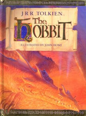 The Hobbit 3D Picture Book by J R R Tolkien