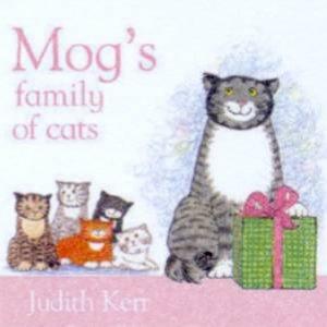 Mog's Family Of Cats by Judith Kerr