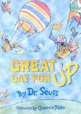 Dr Seuss Beginner Books Great Day For Up