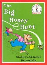 Beginner Books: Berestain Bears Big Honey Hunt by Stan & Jan Berenstain