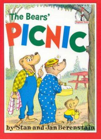 Beginner Books: The Berenstain Bears Picnic by Stan & Jan Berenstain