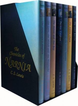 The Chronicles Of Narnia - Hardcover Box Set by C S Lewis