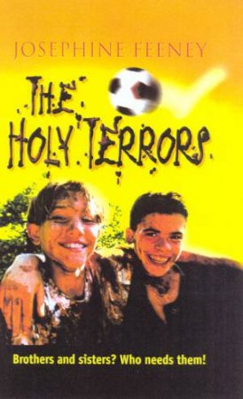 The Holy Terrors by Josephine Feeney