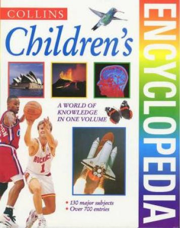 Collins Children's Encyclopedia by Various