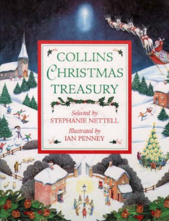 Collins Christmas Treasury by Various