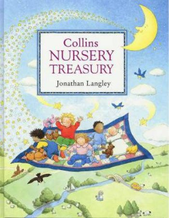 Collins Nursery Treasury by Jonathan Langley