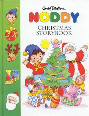 Noddy: Christmas Storybook by Enid Blyton