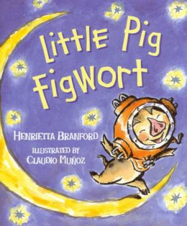 Little Pig Figwort by Henrietta Branford