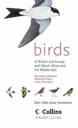 Birds Of Britain And Europe by Heinzel Fitter Parslow
